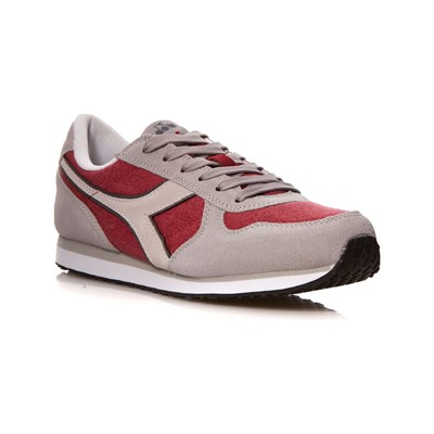 Diadora BASKETS BASSES GRIS Chaussure France_v1474