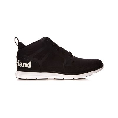 Timberland KILLINGTON HIGH SNEAKERS AUS LEDER SCHWARZ