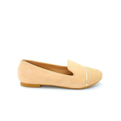 Kebello BALLERINES BEIGE Chaussure France_v755