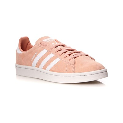 Costoso e fine adidas Originals CAMPUS SNEAKERS IN PELLE SALMONE