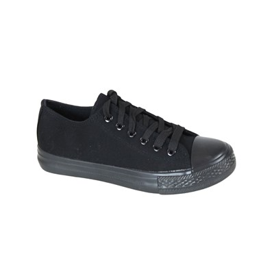 Chaussures Homme | Kebello BASKETS BASSES NOIR