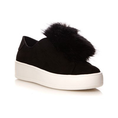 Steve Madden BRYANNE SLIP-ON NOIR Chaussure France_v3291