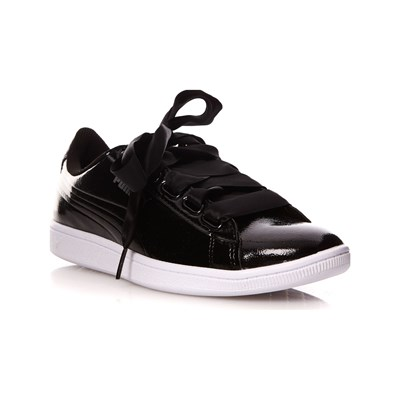 Puma LOW SNEAKERS SCHWARZ