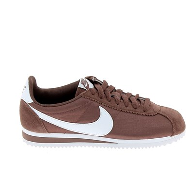 Nike CORTEZ NYLON BASKETS BASSES ROUGE Chaussure France_v8588