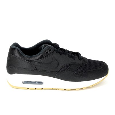 Nike AIR MAX 1 BASKETS BASSES NOIR Chaussure France_v13532