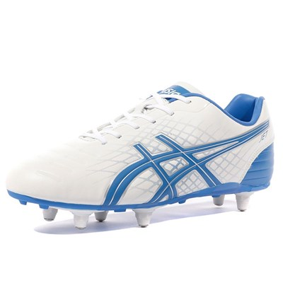 Asics JET ST CHAUSSURES RUGBY BLANC Chaussure France_v2061