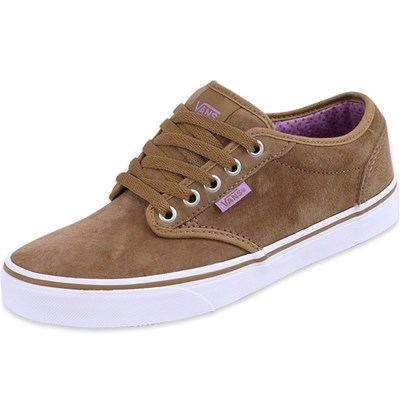 Vans ATWOOD BASKETS BASSES MARRON Chaussure France_v1713