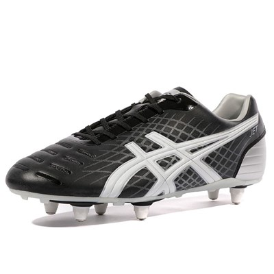 Chaussures Homme | Asics JET ST CHAUSSURES RUGBY NOIR