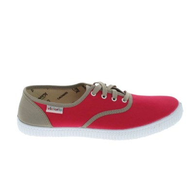Chaussures Femme | Victoria 106695 BASKETS BASSES ROSE
