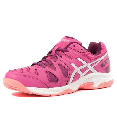 Asics GEL-GAME 5 GS CHAUSSURES TENNIS ROSE
