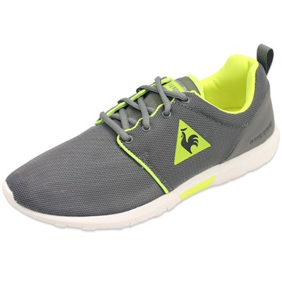 Le Coq Sportif DYNACOMF GRI TENNIS GRIS Chaussure France_v3465