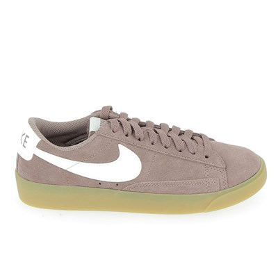 Nike BLAZER LOW BASKETS BASSES VIOLET Chaussure France_v10320