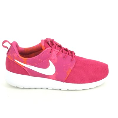 Nike ROSHERUN BASKETS BASSES ROSE Chaussure France_v8612