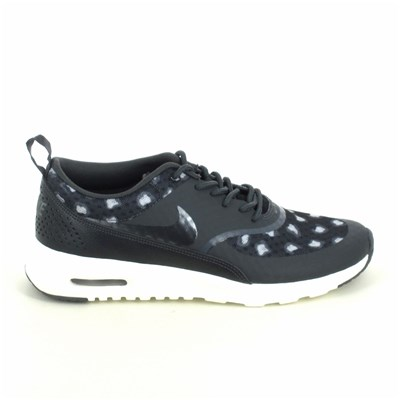 Nike AIR MAX THEA BASKETS BASSES NOIR Chaussure France_v13534