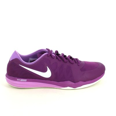 Nike DUAL FUSION CHAUSSURES DE RUNNING ROSE