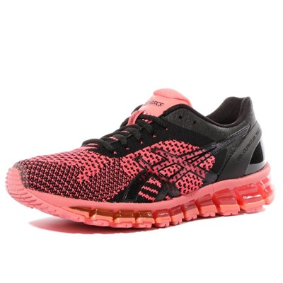 Asics QUANTUM 360 KNIT CHAUSSURES DE RUNNING ROSE Chaussure France_v11764