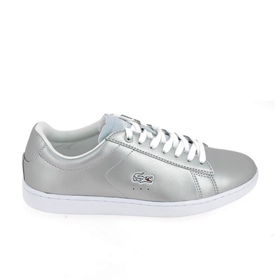 Lacoste CARNABY EVO 117 BASKETS BASSES GRIS Chaussure France_v11254