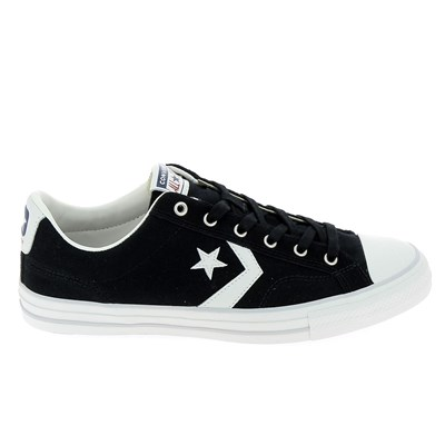 Converse STAR PLAYER BASKETS BASSES NOIR Chaussure France_v7559