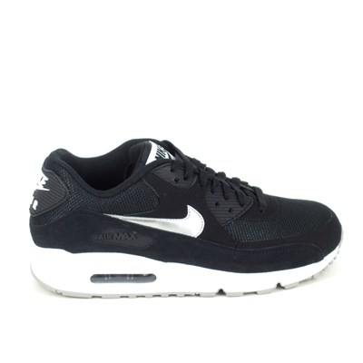 Nike AIR MAX 90 ESSENTIAL BASKETS BASSES NOIR Chaussure France_v16066