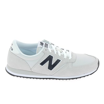 New Balance U420 BASKETS BASSES GRIS Chaussure France_v10052