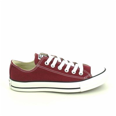 Converse ALL STAR BASKETS BASSES ROUGE