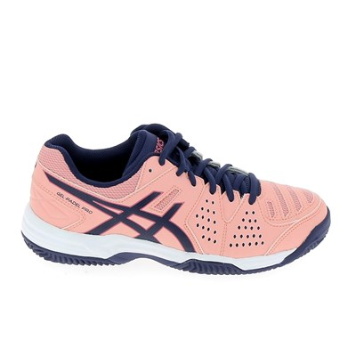 Asics GEL PADEL CHAUSSURES TENNIS ROSE Chaussure France_v9677