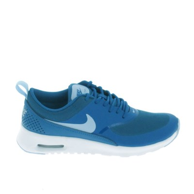 Nike AIR MAX THEA BASKETS BASSES BLEU Chaussure France_v10296