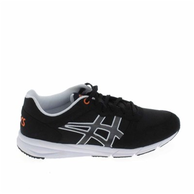 Asics SHAW RUNNER BASKETS BASSES NOIR Chaussure France_v9046