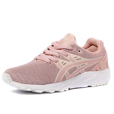 Asics GEL KAYANO TRAINER EVO TENNIS ROSE Chaussure France_v7186