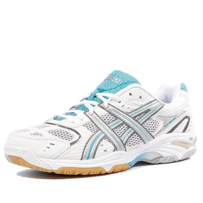 Asics GEL TACTIC CHAUSSURES VOLLEYBALL BLANC Chaussure France_v7198