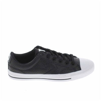 Converse STAR PLAYER BASKETS BASSES NOIR Chaussure France_v9049
