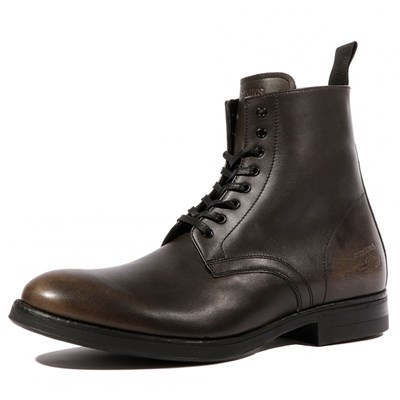 Redskins SERVAN BOTTINES NOIR Chaussure France_v11889
