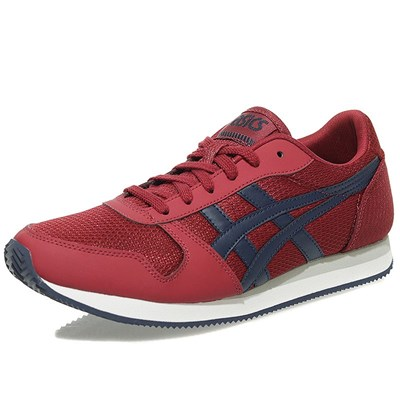 Asics CURRÉO II CHAUSSURES ROUGE