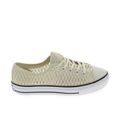 Converse ALL STAR B CROCHET BASKETS BASSES BEIGE