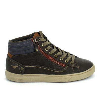 Chaussures Homme | Mustang BASKETS BASSES MARRON