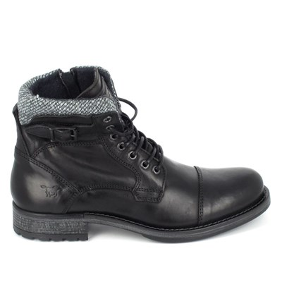 Mustang BOOTS NOIR Chaussure France_v12442