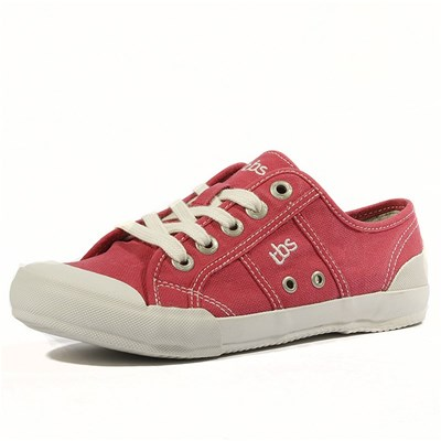Tbs OPIACE TENNIS ROSE Chaussure France_v3692