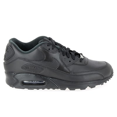 Nike AIR MAX 90 BASKETS BASSES NOIR
