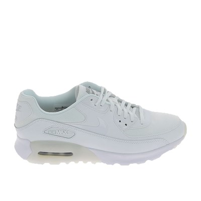 Nike AIR MAX 90 ULTRA ESSENTIAL BASKETS BASSES BLANC Chaussure France_v14560