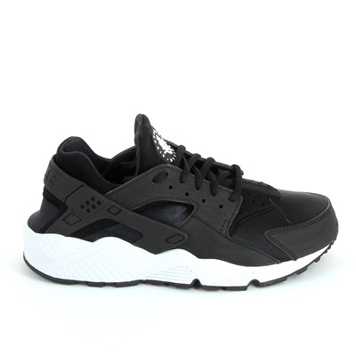 Nike AIR HUARACHE BASKETS BASSES NOIR Chaussure France_v13085