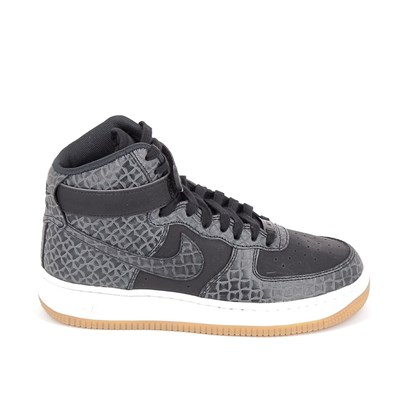 Nike AIR FORCE 1 BASKETS MONTANTES NOIR