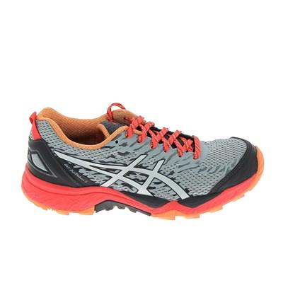 Asics GEL FUJITRABUCO 5 CHAUSSURES RUNNING GRIS Chaussure France_v13591