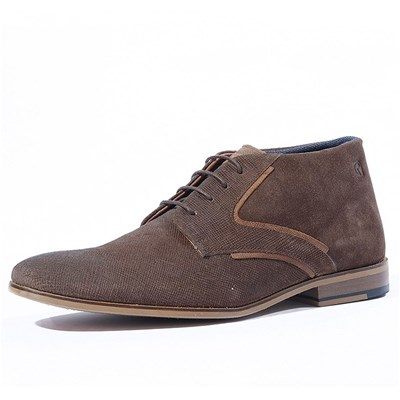 Chaussures Homme | Redskins NADEOL DERBIES MARRON