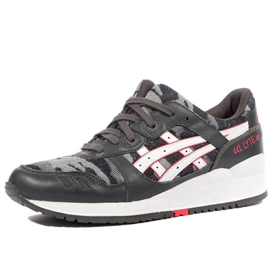 Asics GEL LYTE III CHAUSSURES GRIS Chaussure France_v8325