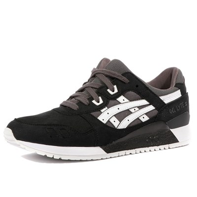 Asics GEL LYTE III CHAUSSURES NOIR Chaussure France_v8840