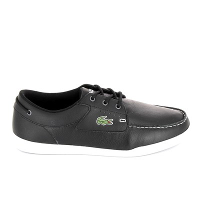 Lacoste CODECASA- BASKETS BASSES NOIR Chaussure France_v11275