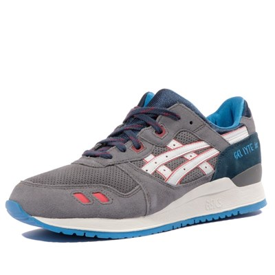 Asics GEL LYTE III CHAUSSURES GRIS Chaussure France_v13300