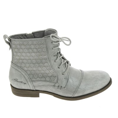 Mustang BOTTINES ARGENT Chaussure France_v8132