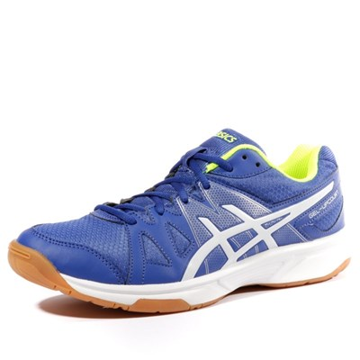 Asics UPCOURT CHAUSSURES VOLLEYBALL BLEU