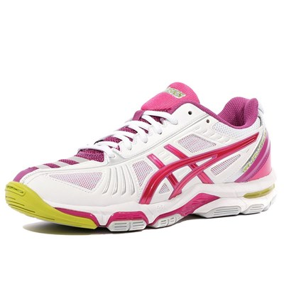 Asics GEL VOLLEY ELITE 2 CHAUSSURES VOLLEYBALL BLANC Chaussure France_v8841